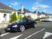 2003 H MERCEDES-BENZ SL 3.7 SL350 2d AUTO 245 BHP *PART EX WELCOME*24 HOUR INSURANCE*WARRANTY