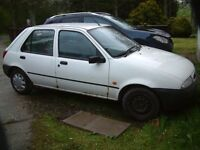 Ford Fiesta 1.9 Diesel For Spares