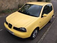 2004 SEAT AROSA CHEAP TO RUN LIKE VW LUPO