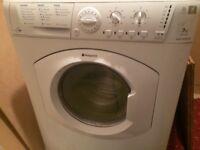 Aquarius washing machine dryer