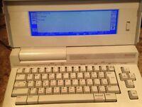 Smith corona word processor/ laptop