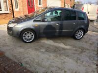 Ford C-Max 1.8 Zetec, 1 FEMALE OWNER FROM NEW, 12 Months MOT, 99,000 miles, loads of extras,