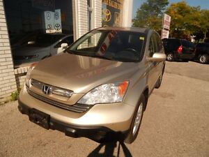 2008 Honda CR-V EXL LEATHER SUNROOF AWD