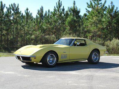 1969 Chevrolet Corvette  1969 Chevrolet Corvette