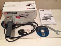 Performance Power angle grinder NLH115AG, 600 watt, used once