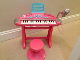 Children's Toy Piano from Early Learning Centre
