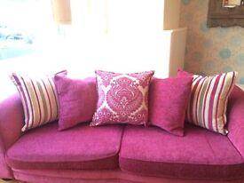 Sofa ex condition