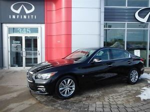 2014 Infiniti Q50 AWD TECHNOLOGIE PACKAGE LOW KM/FULL LOADED
