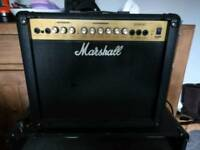 Marshall G30RCD Electric Guitar Amp Very Good Condition with a Few Cosmetic Blemishes