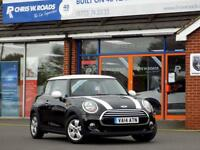 MINI HATCH COOPER 1.5 COOPER D 3dr * New Model * (black) 2014