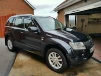 SORRY NOW SOLD!! 2008 Suzuki Grand Vitara 1.9 ddis X-EC, FULL YEARS MOT! FULL SERVICE HISTORY!