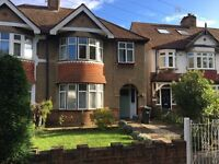 A lovely, newly refurbished three double bedroom semi detached house in Isleworth