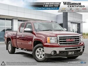 2013 GMC Sierra 1500 SLE**DOUBLE CAB**KODIAK EDITION**5.3L V8
