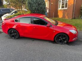 image for Vauxhall, INSIGNIA, Hatchback, 2012, Manual, 1956 (cc), 5 doors