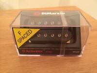 Dimarzio D Activator - F Spaced (DP220)