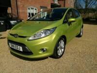 2011 Ford Fiesta 1.6 TDCi - £20 tax, 89k miles, 12 months MOT
