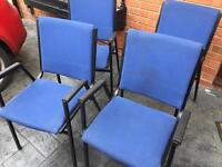Four chairs free to collect from Longlevens SOLD STC