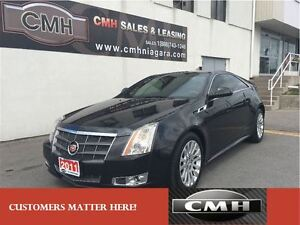 2011 Cadillac CTS 3.6L PREMIUM AWD NAV ROOF *CERTIFIED*