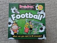 Brainbox Football Mempry Game