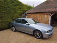 BMW 530D SE Auto Non Runner good for parts