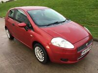 FIAT PUNTO ** 58 PLATE ** ONLY 45,000 MILES FROM NEW **