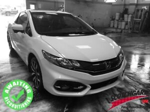 2014 Honda Civic EX-L| Sun| Nav| Heat Leath| Rem Entry| RV Cam|