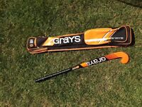 Grays Hockey Stick and Bag