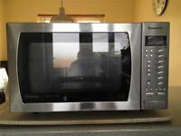 Microwave Panasonic combination oven