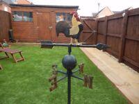 Stunning Vintage Weather Vane - Vintage Garden Weather Vane - VGC