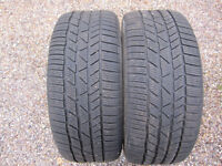 Winter tyres - Conti Winter Contact 225/45 R17 94V