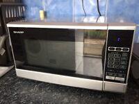 SHARP Microwave 800w E
