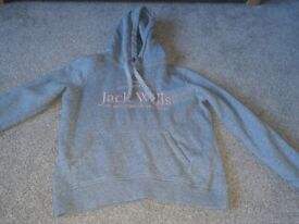 Womans Jack Wills hoodie size 10