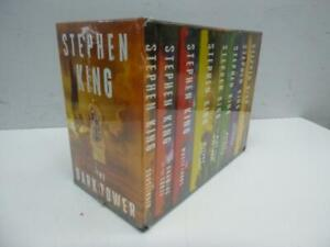 Stephen Kings The Dark Tower Box Set (Sealed) - We Sell Pre-Owned Books at Cash Pawn - 117934 - AL412405