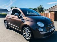 *2010* FIAT 500 BY DIESEL SPECIAL EDITION LOW INSURANCE + £30 ROAD TAX