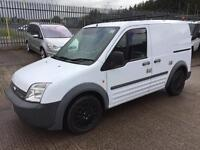 FORD TRANSIT CONNECT T200 WITH SIDE DOOR, 2007/57 PLATE.