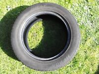 Part worn tyre for sale 225/45/R17