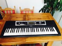 Yamaha keyboard - PERFECT condition! Excellent for beginners