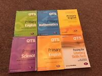 6 primary ed books