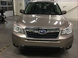 2014 Subaru Forester 2.5i Limited Cuir/Toit/Eyesight West Island Greater Montréal image 2