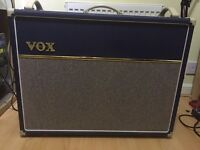 Vox AC30 C2 Limited Edition Blue - Mint Condition