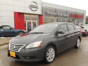 2014 Nissan Sentra 1.8 SL Peterborough Peterborough Area image 1