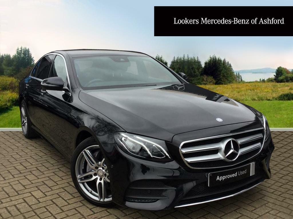 mercedes benz e class e 220 d amg line black 2016 09 30 in ashford kent gumtree. Black Bedroom Furniture Sets. Home Design Ideas