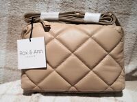 Rox & Ann designer bag. RRP £90. Brand new with tags.