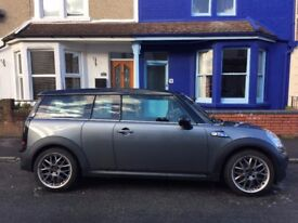 Mini Clubman Cooper S 2008 with Chili Pack