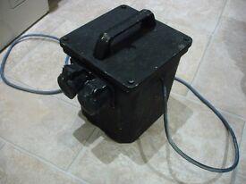 TRANSFORMER 110VOLT 110V DRILL SAW KANGO JIGSAW