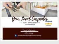 Carpenter - Dorchester, Weymouth, Yeovil Area
