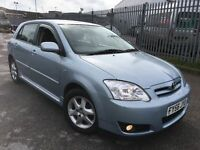 TOYOTA COROLLA 1.4 = NEWER SHAPE = £1990 ONLY =