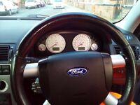 Ford mondeo zetec s 2.5