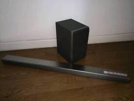 LG SH7 360w 4.1 Ch MusicFlow soundbar