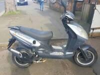 2015 50 cc moped